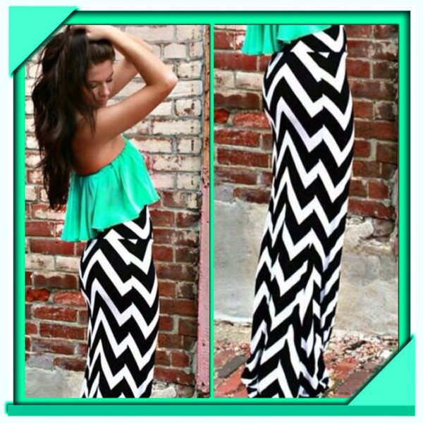 dress maxi dress chevron