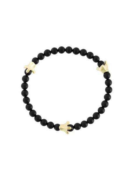 SHAUN LEANE women gold black yellow jewels