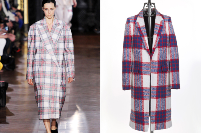 10 new coat trends hot off the runways | New York Post