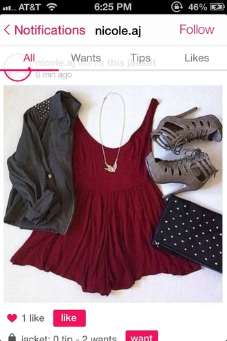 dress red dress red cute fit and flare shoes