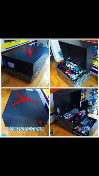 home accessory jordans shoes storage coat cardigan earphones