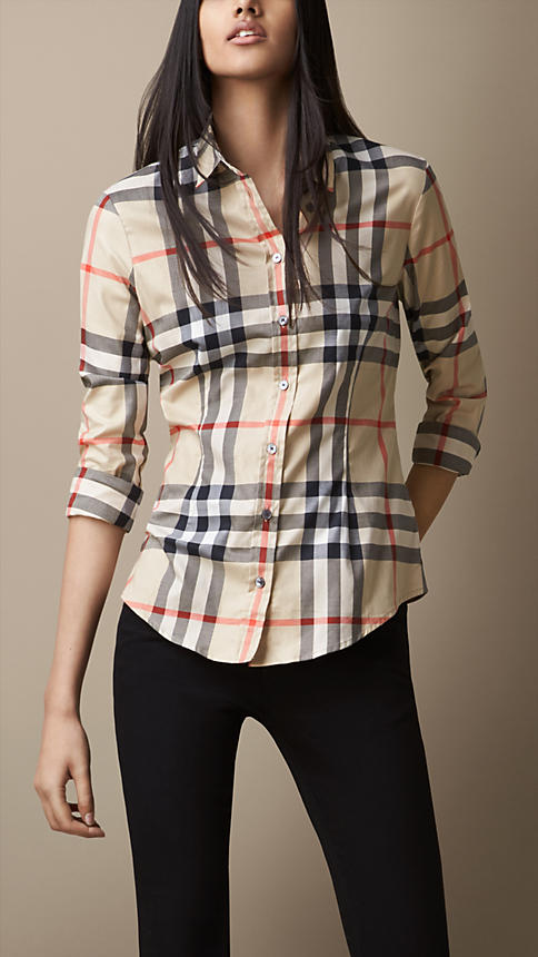 Exploded Check Shirt | Burberry