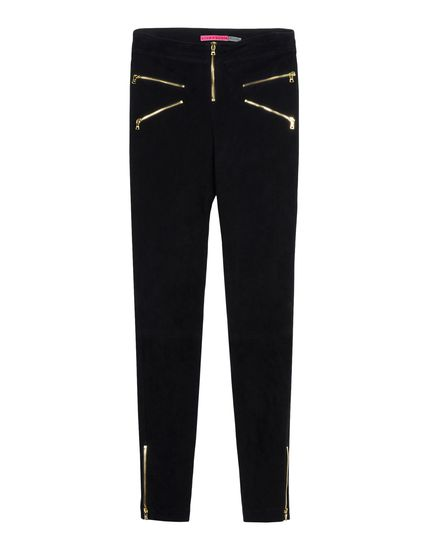 Alice Plus Olivia Leather Pants - Alice Plus Olivia Leatherwear Women - thecorner.com