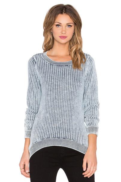 Bella Dahl sweater blue