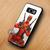 Love Heart Deadpool - Samsung Galaxy S8 S7 S6 Note 8 Cases & Covers #SamsungS8