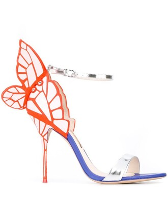 wings butterfly sandals shoes