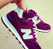 shoes,new balance sneakers,sneakers,live,violetta
