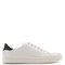 Wink low-top leather trainers