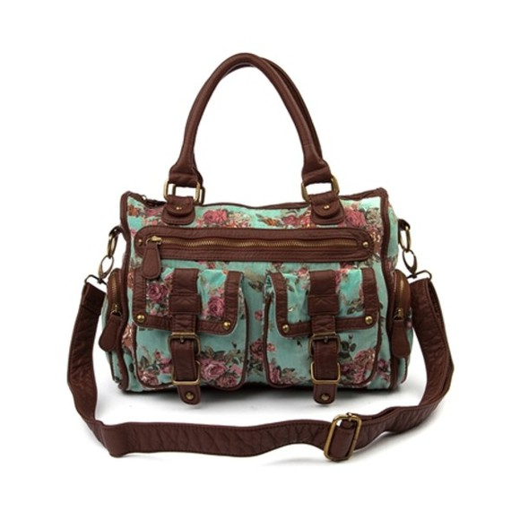 bag bags beautiful bags handbags handbag fashion handbags women's handbags floral