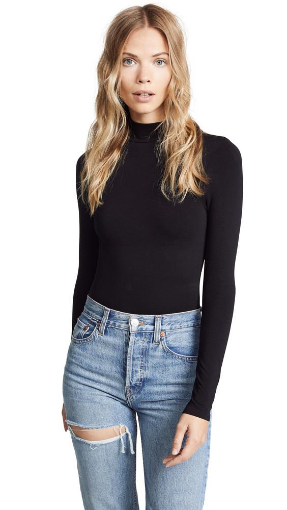 Yummie Madelyn Bodysuit in black