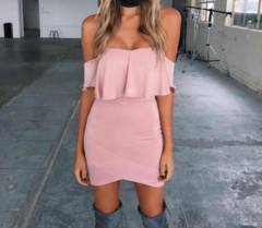 Bindi Pink Two-Piece – Dream Closet Couture