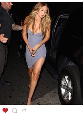 dress,grey,gigi hadid,love,wantitsobad,Help need this dress,bodycon,bodycon dress,sexy,sexy party dresses,sexy dress,party outfits,cute,cute girl,cute dress,girly,girly dress,celebrity,celebrity style,celebstyle for less,party dress,clubwear,club dress,date outfit,birthday dress,romantic dress,romantic summer dress,graduation dress