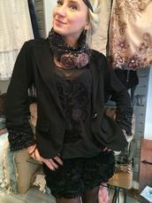 coat,lace coat,cotton coat,french style,la petite bourgeoise,la petite bourgeoisie french brand