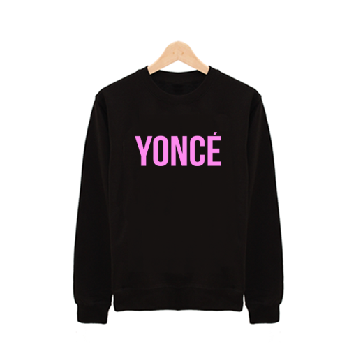 Yonce (Beyonce) Sweater £16   Free UK Delivery   10% OFF