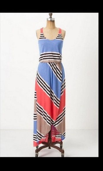 dress summer dress cute dress white dress long dress maxi dress blue dress high-low dresses