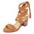 Splendid Janet City Sandals - Cognac