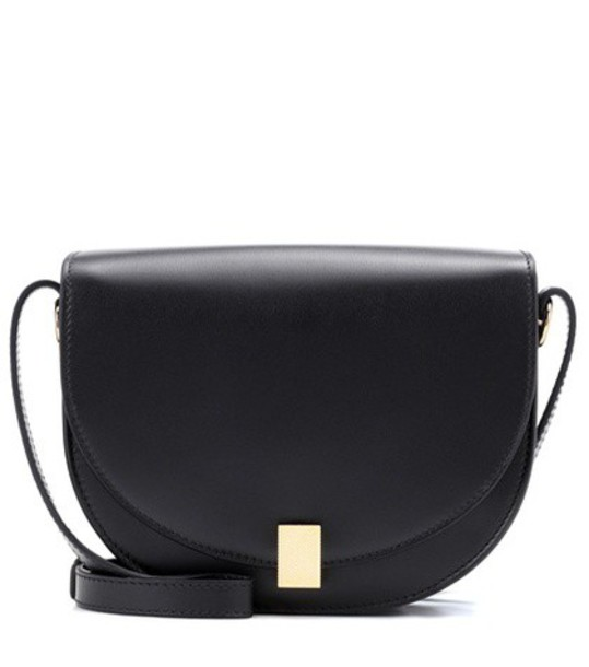 Victoria Beckham moon bag shoulder bag black