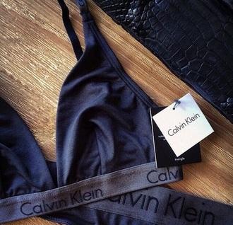 underwear calvin klein blue calvin klein underwear