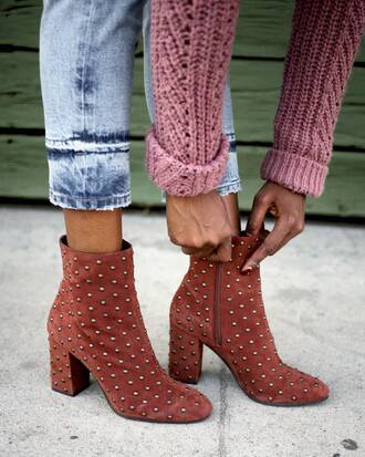 shoes lucky brand studded shoes studded low boots lucky brand shoes low boots jeans