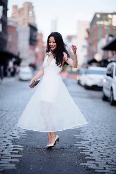 sensible stylista blogger shoes dress