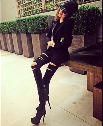 black jacket pants blazer black blazer
