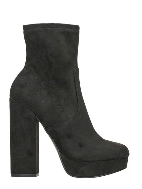 Steve Madden ankle boots black shoes