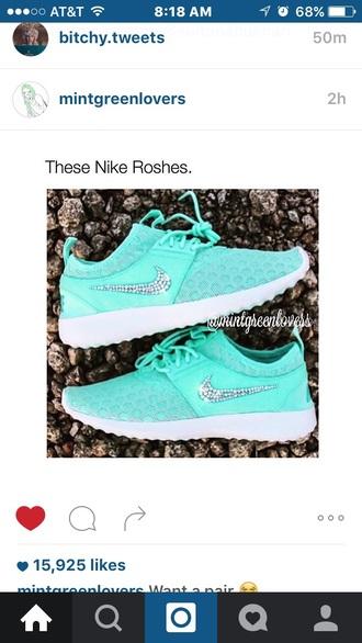 shoes mint nike mint green nike mint green shoes