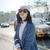 SPRING STYLE: DENIM TRENCH COAT - Olivia Lazuardy