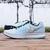 Women's Nike Pegasus w/ Swarovski Rhinestones - Light Blue