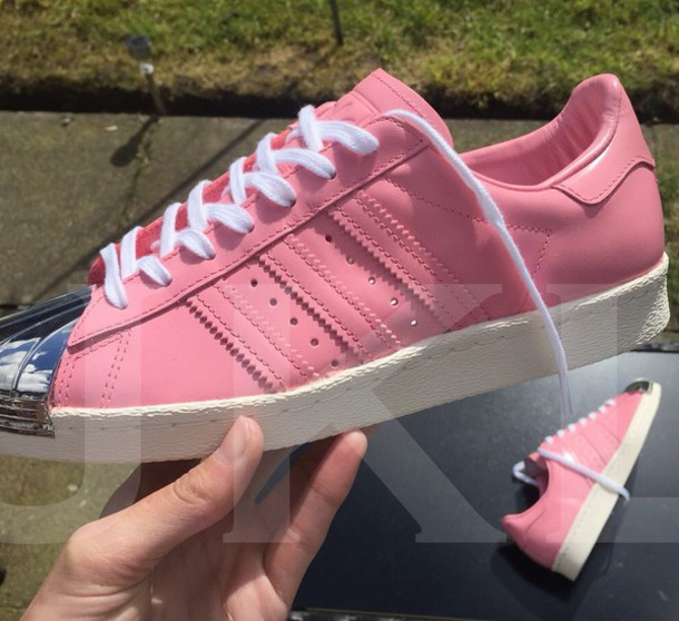 superior quality 0efdd 709af Buy cheap - adidas superstar 80s metal toe Pink,originals ...