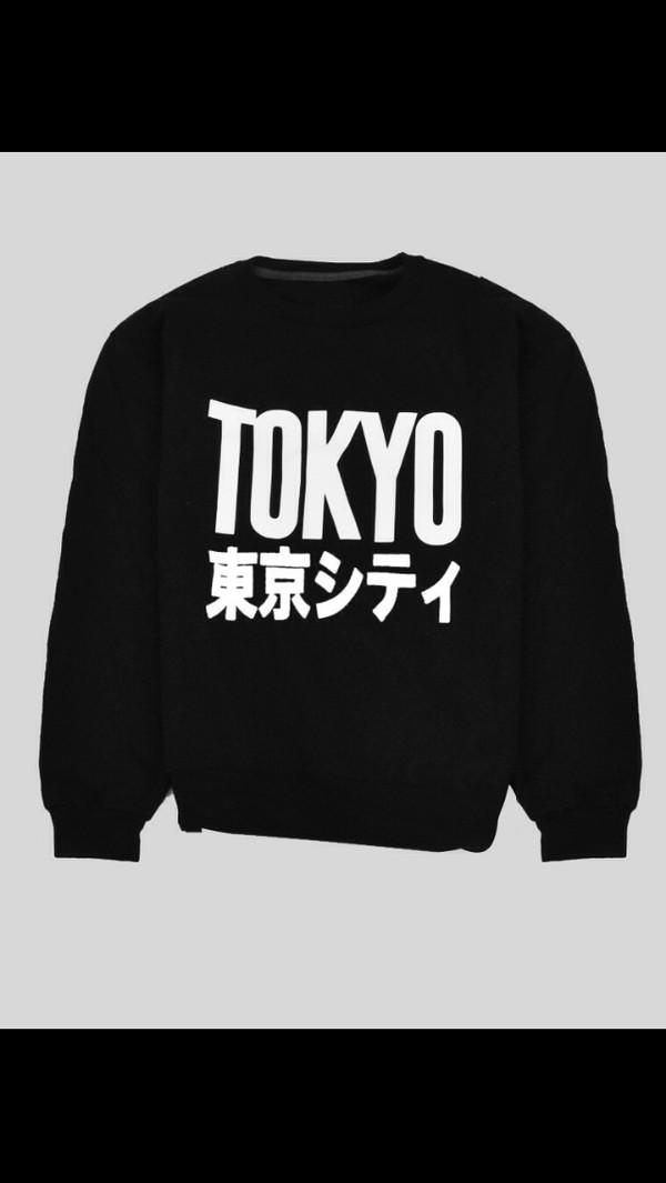 sweater tokyo