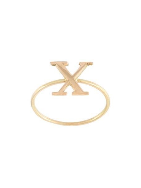 Wouters & Hendrix Gold metallic women ring jewels