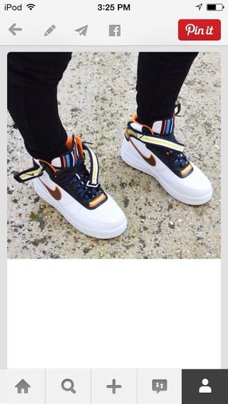 Belt shoes nike