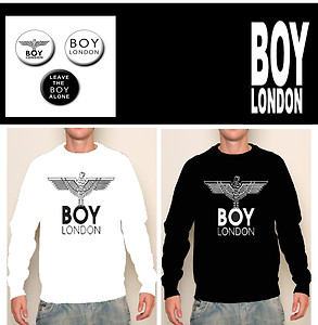new boy london eagle sweat shirt sweater hoodie hoody all sizes kids adults ebay. Black Bedroom Furniture Sets. Home Design Ideas