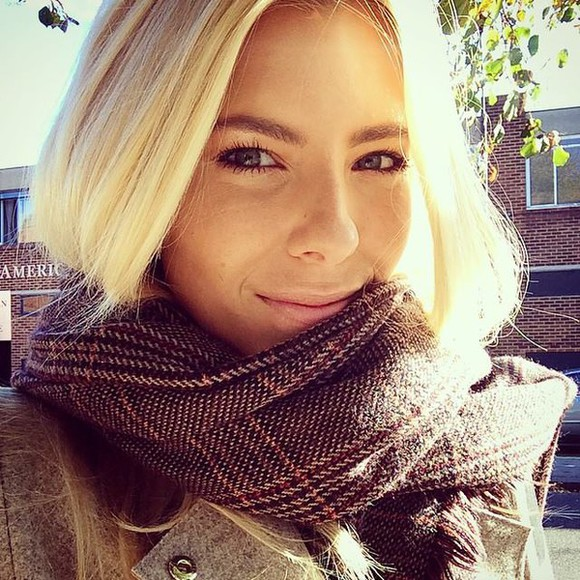 mollie king scarf
