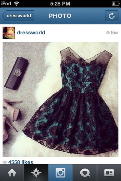 cool dress floral pretty love it