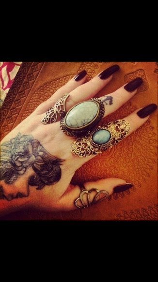 jewels rings