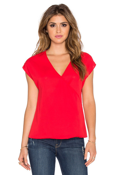 Three Eighty Two top red