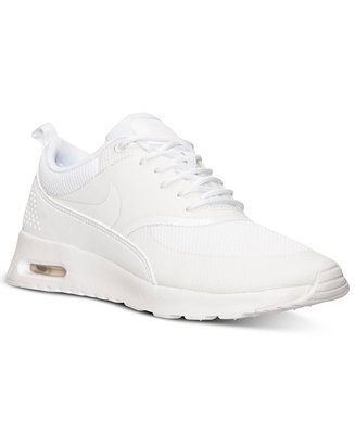 496057507 Nike Women s Air Max Thea Running Sneakers from Finish Line ...