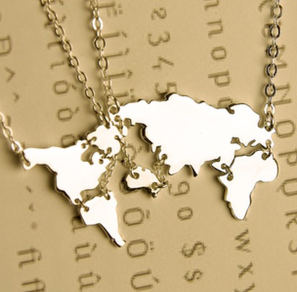 jewels world necklace nice lovely cool girly europe accessories Accessory
