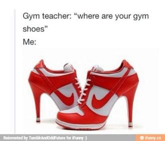 high heels shoes nike heels nike heels