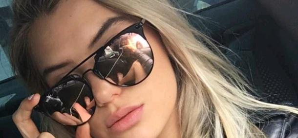 sunglasses black alissa violet sunglasses accessories Accessory sunnies glasses