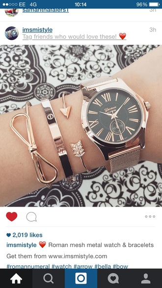 home accessory watch fashion style fashionista accessory jewelry