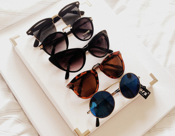 hot fashion sunglasses shades luxury brand glasses beach