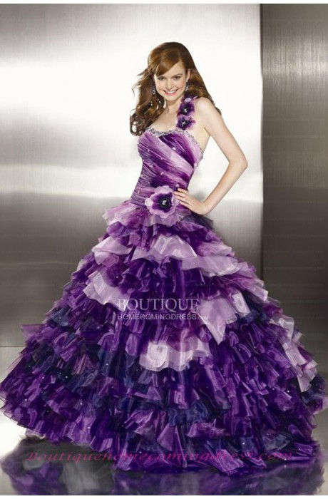 Up sweetheart quinceanera dress