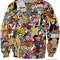 Totally 90's sweatshirt