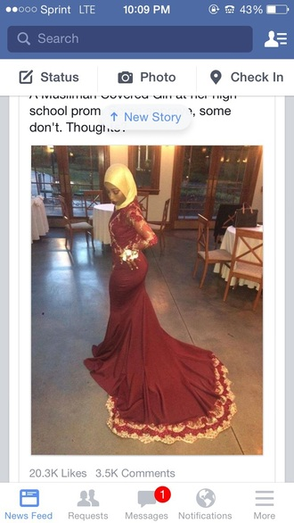 dress formal gown prom prom dress burgundy gold pretty