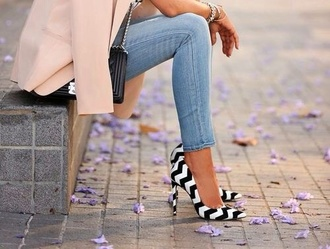 shoes zebra pointed toe heels heels high heels