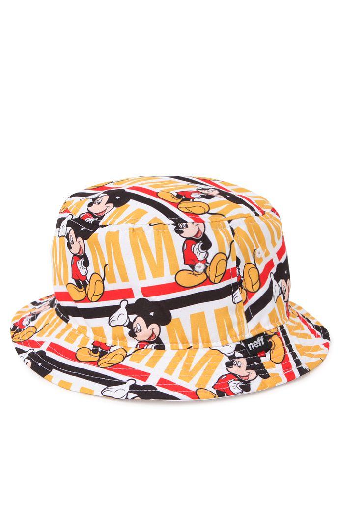 Neff ring leader bucket hat at pacsun.com