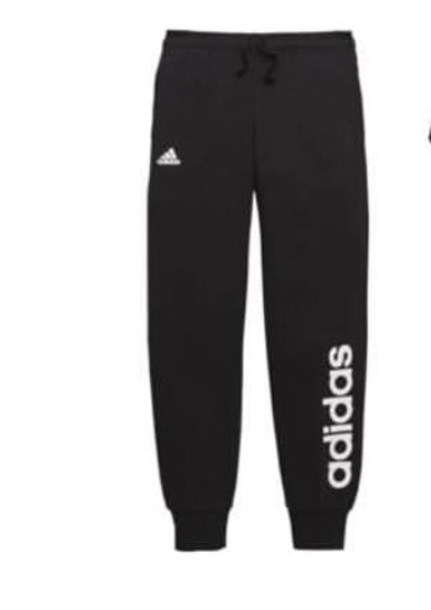 pants adidas black joggers